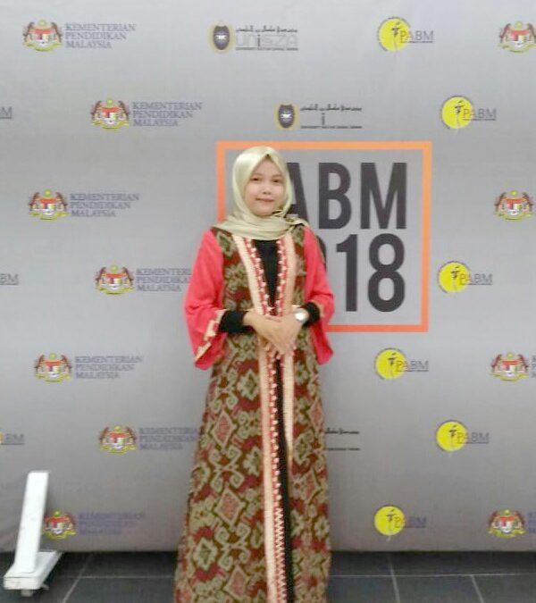 Laili Fauziah, Ikuti Lomba Pidato Antarbangsa Bahasa Melayu di Malaysia