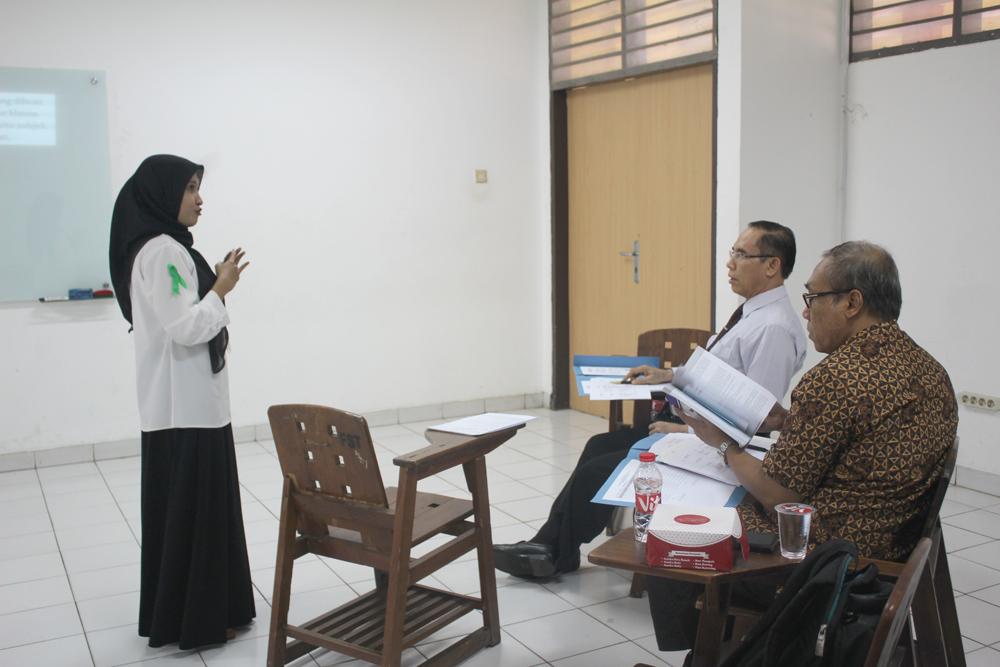 Peserta Seleksi CPNS 2018 Jalani Tes Praktik Kerja