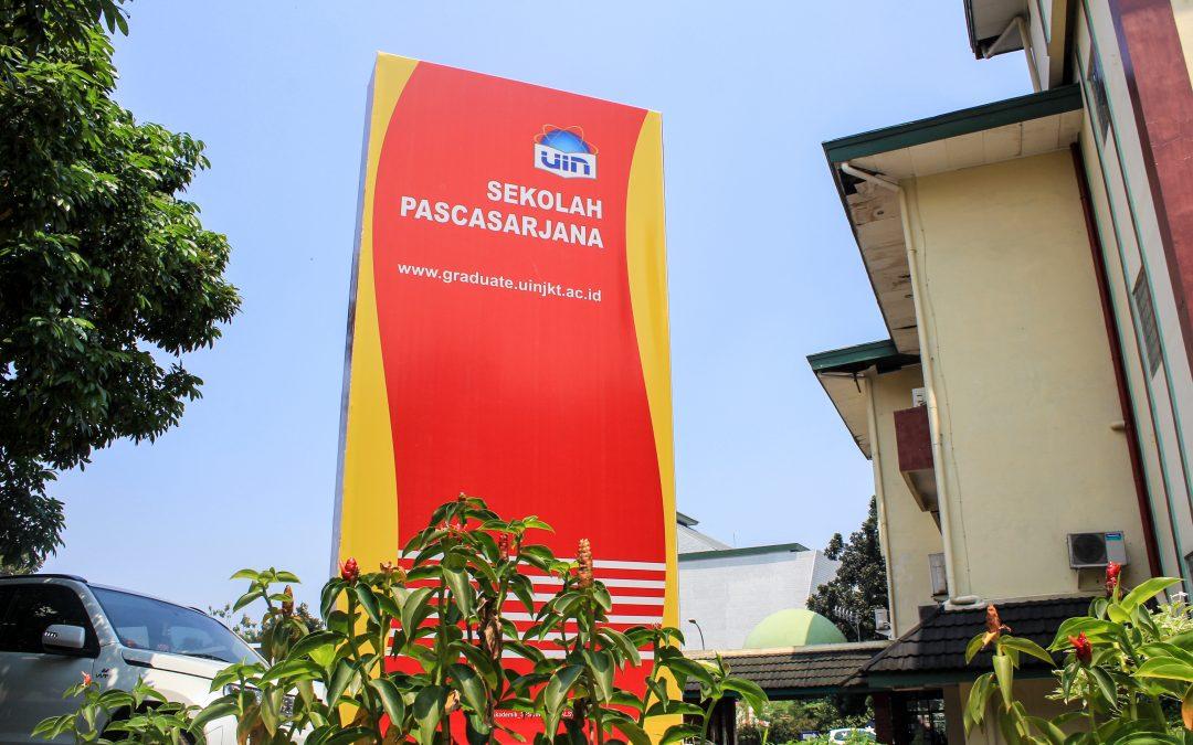 SPs UIN Jakarta Tawarkan Beasiswa Program Magister Lanjut Doktor