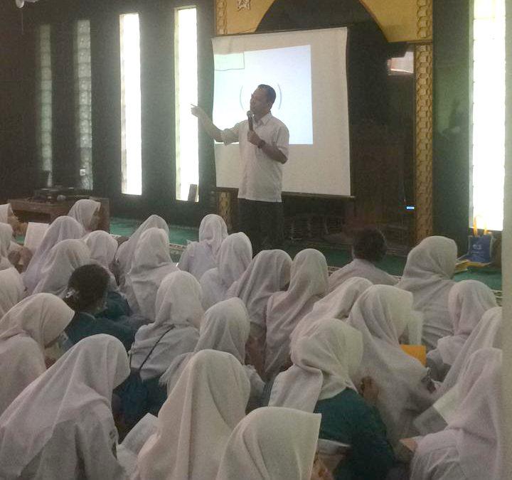 UIN Jakarta Promosi di SMAN 1 Bogor