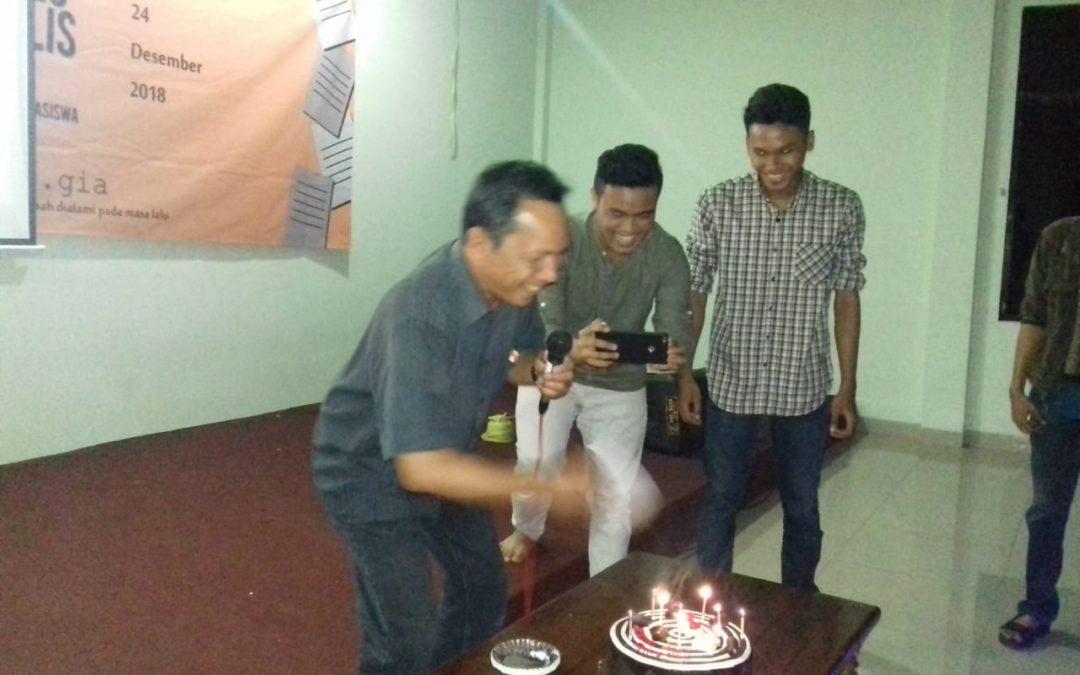 LPM Institut Rayakan Ulang Tahun ke-34