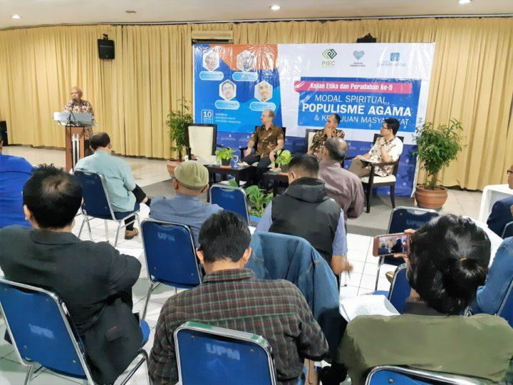 Agama yang Inklusif Tangkal Populisme Agama Berkembang di Indonesia