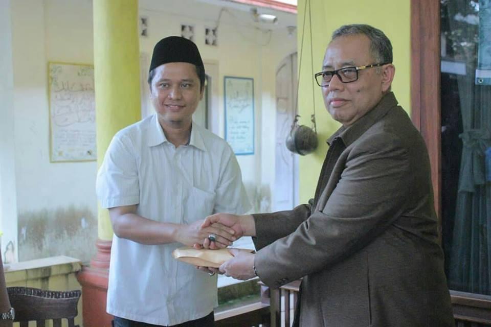 Sivitas UIN Jakarta Salurkan Bantuan Korban Tsunami Banten
