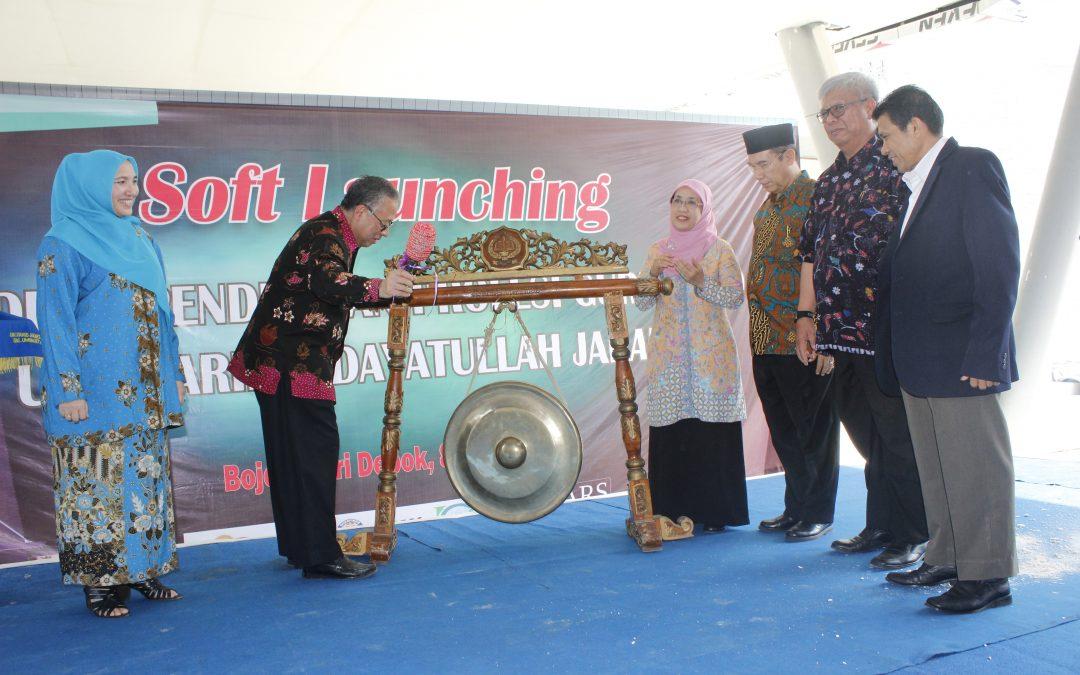 UIN Jakarta Launching Gedung Pendidikan Profesi Guru