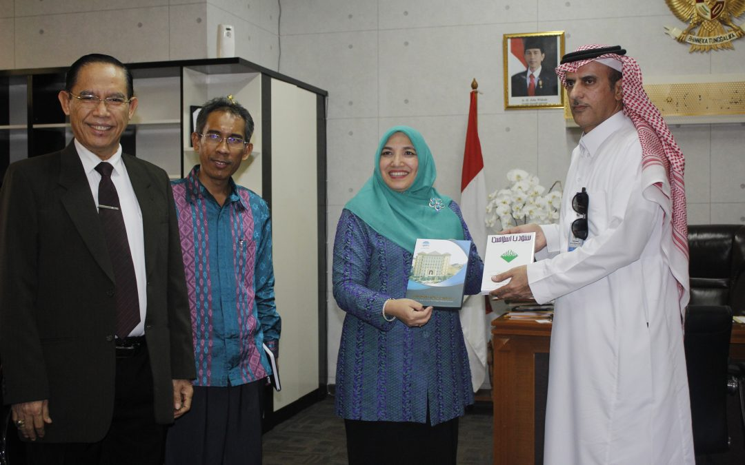 UIN Jakarta to extend cooperation with LIPIA