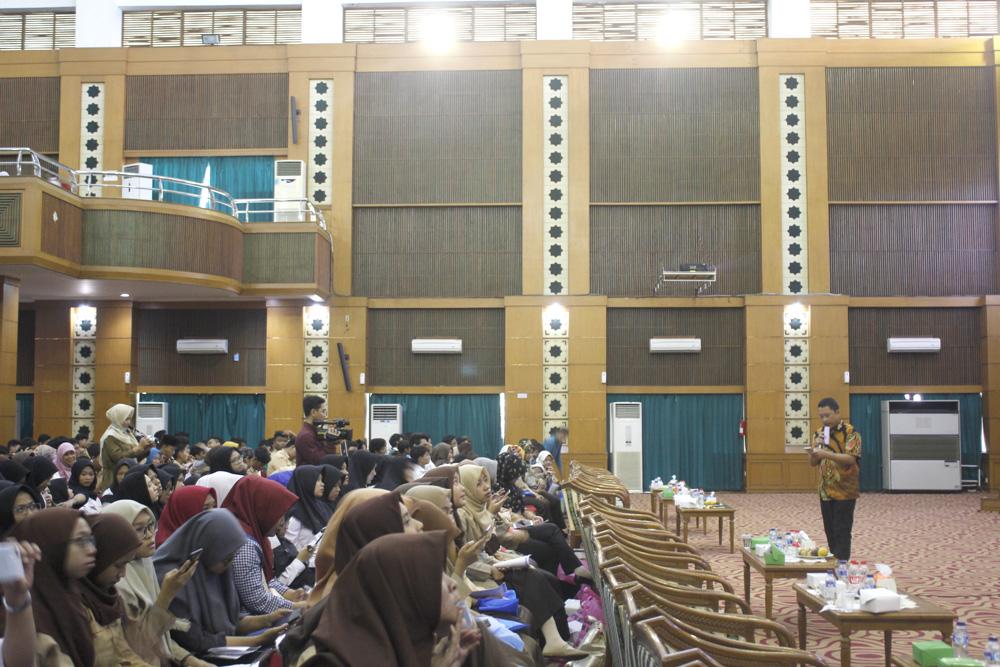 UIN Jakarta Sosialisasikan Sistem Seleksi Penerimaan Mahasiswa Baru