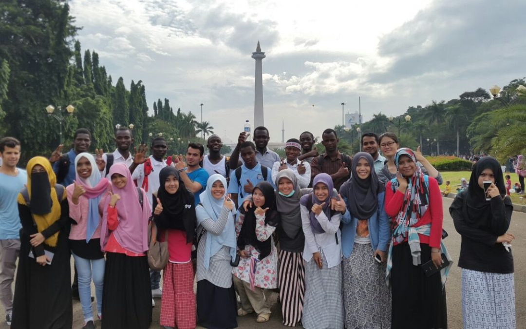 The Existence of International Students Proves the Contribution of UIN Jakarta