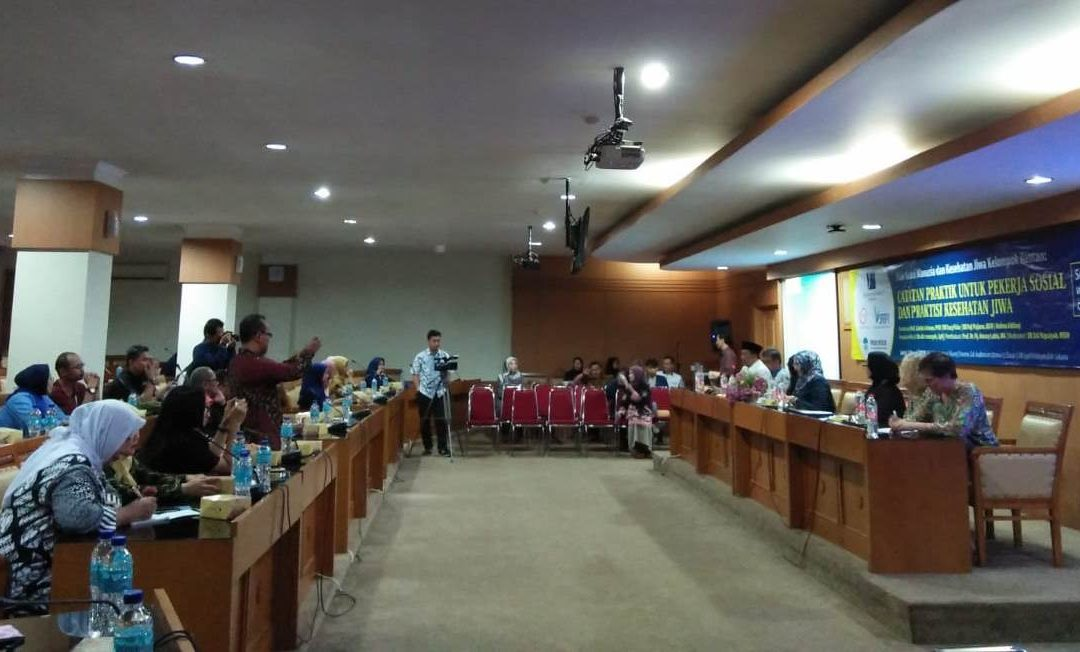 Kessos UIN Jakarta Holds International Seminar on Human Rights and Mental Health