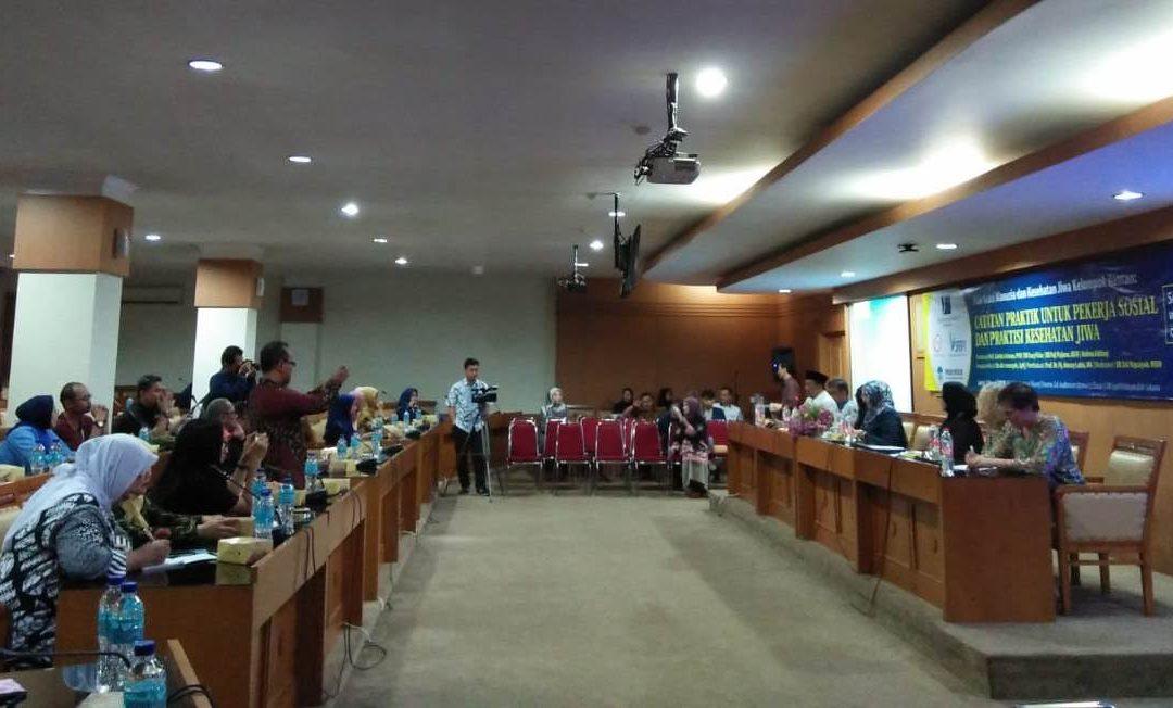 Kessos UIN Jakarta Gelar Seminar Internasional