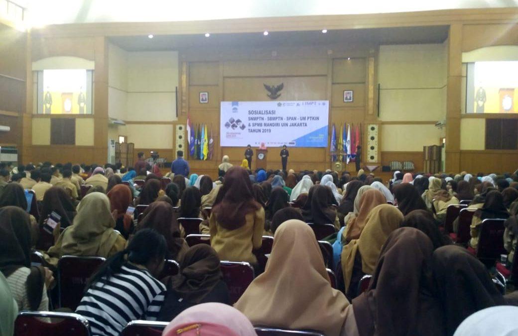 Pameran Pendidikan 2019 UIN Jakarta Resmi Dibuka