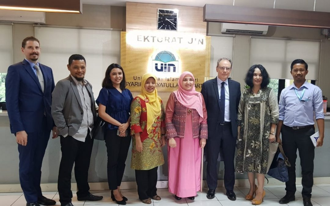 IFI to explore cooperation with UIN Jakarta