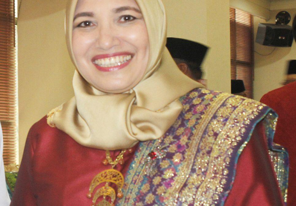Rektor Amany: Saya Akan Laksanakan Amanat Menteri Agama