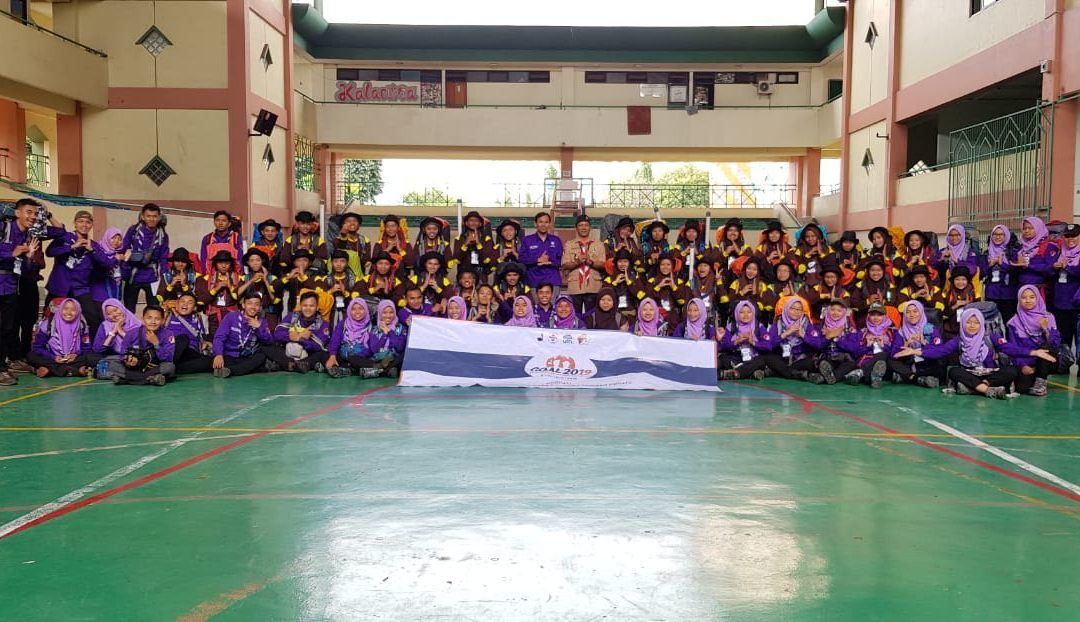 Scout of UIN Jakarta Holds GOAL 2019