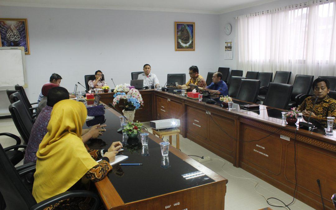 Prodi Magister BSA dan SKI Siap Melakukan Re- Akreditasi