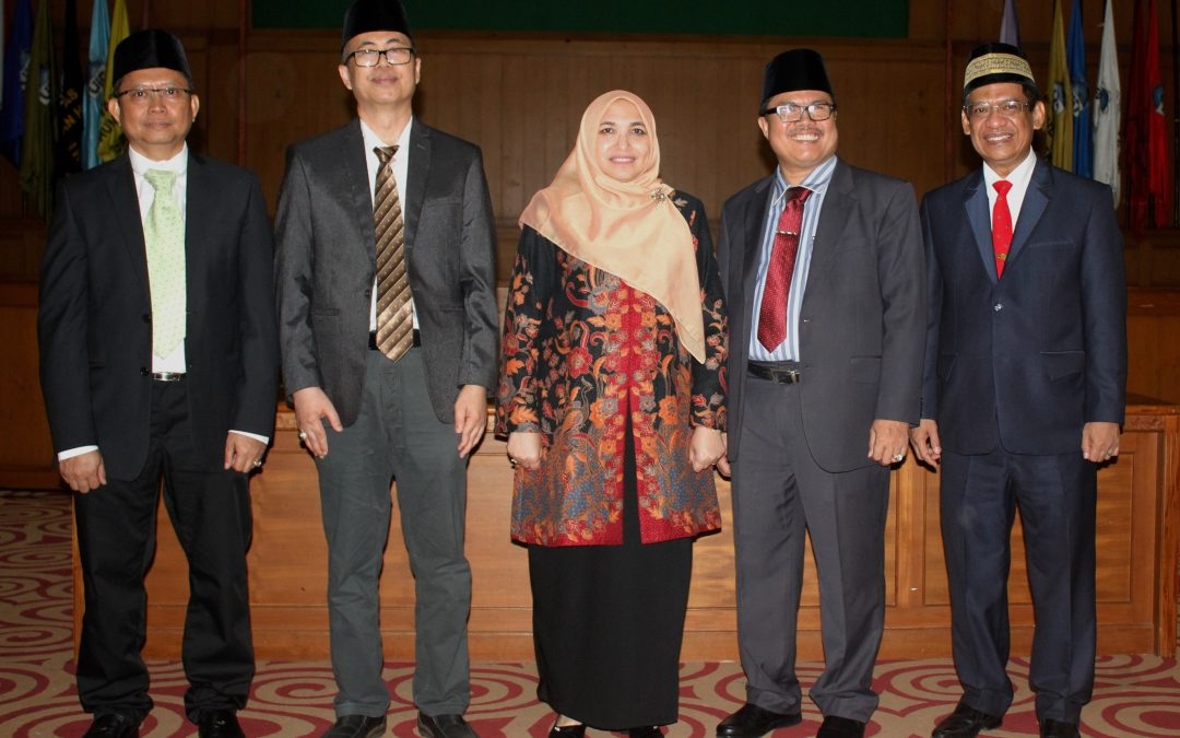 Inilah Profil Wakil Rektor UIN Jakarta 2019-2023