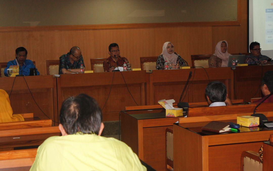 Rektor Dorong Peningkatan Kualitas Akreditasi Prodi