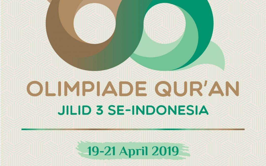 LTTQ Fathullah UIN Jakarta will organize the 3rd OQ 2019