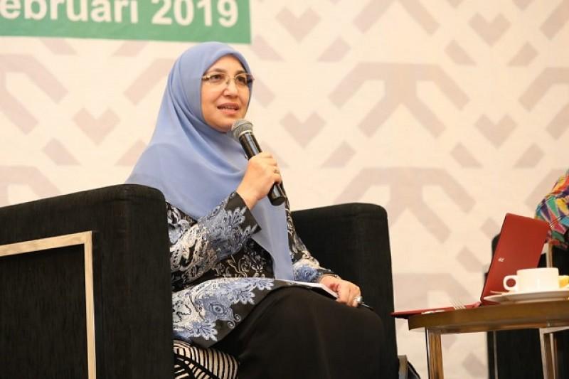 Rektor Amany Lubis: Moderasi Beragama Akan Hasilkan Persatuan Bangsa