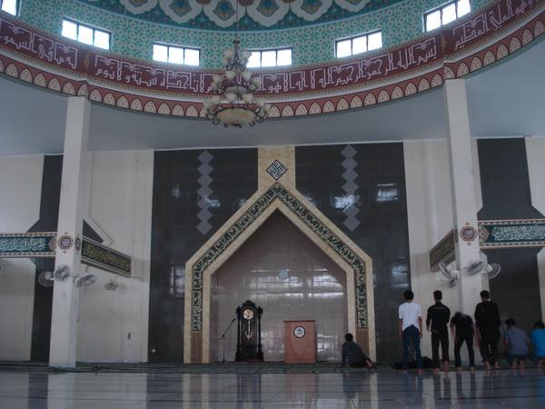 Rektor Imbau ASN UIN Jakarta Hadiri Khatmul Qur'an