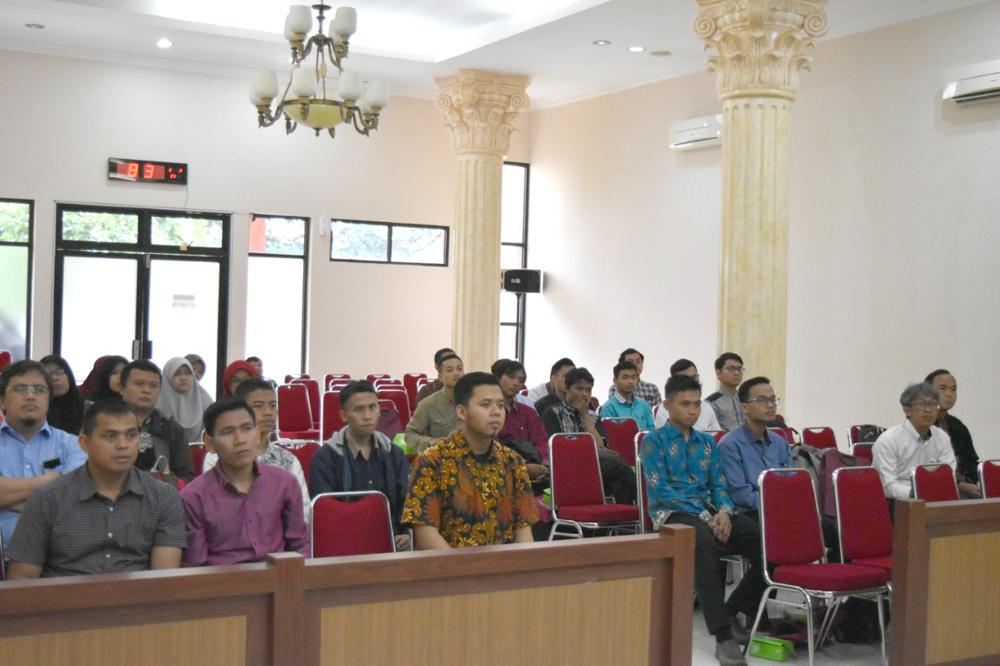 69 Mahasiswa Baru SPs UIN Jakarta Ikuti Orientasi Studi