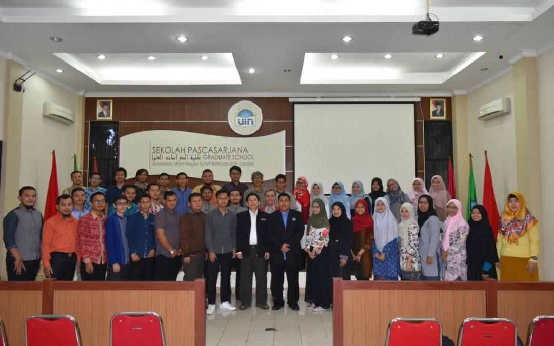 Orientasi Studi Mahasiswa Baru SPs UIN Jakarta Resmi Ditutup