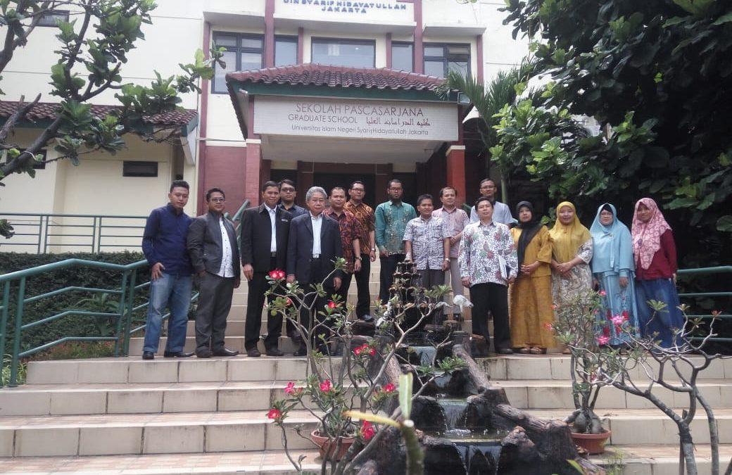 Direktur SPs UIN Jakarta Minta Alumni Perangi Hoaks