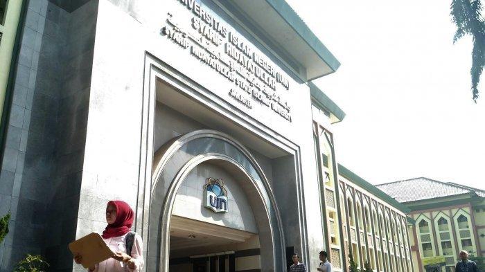 جامعة UIN جاكرتا ترحب بزيارة فريق التنشئة الاجتماعية لنظام الإدارة الاستراتيجية Diktis