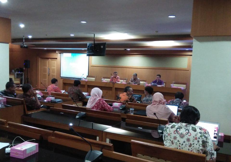 UIN Jakarta Akan Gelar Rakerpim 2019
