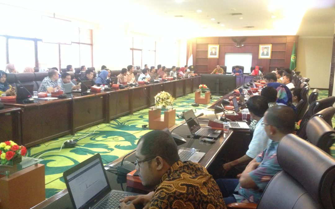 UIN Jakarta participate in PMPZI and Bureaucratic Reform technical guidance event