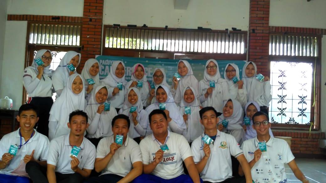 KSE UIN Jakarta holds Camperience 1.0