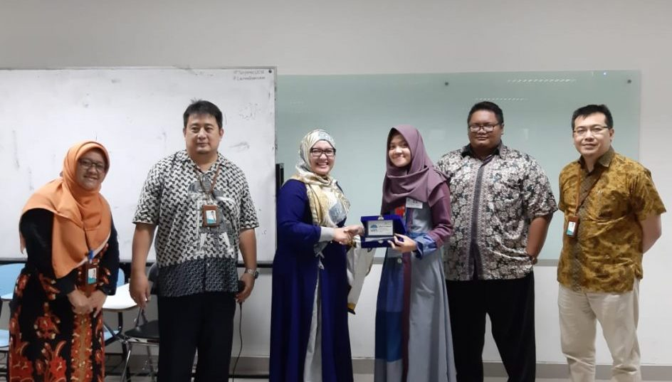 UIN Jakarta Student Wins National Taqdimul Qishah Championship