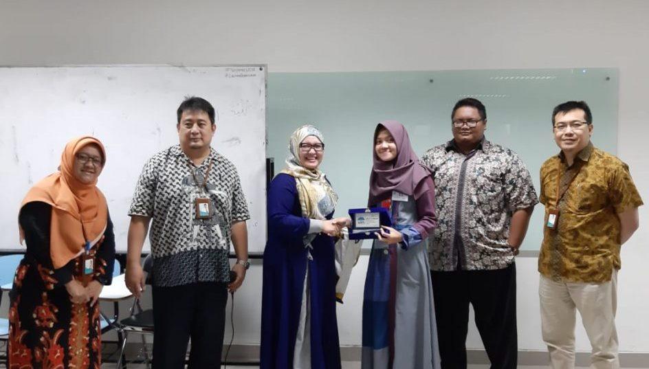 Mahasiswi Kedokteran UIN Jakarta Raih Juara Nasional Taqdimul Qishah