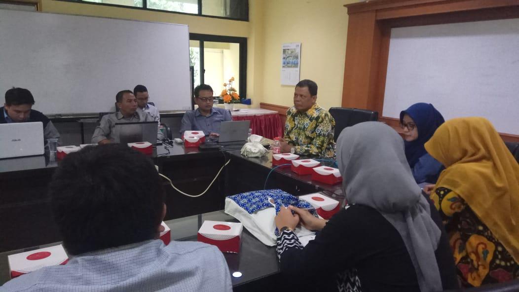 UIN Jakarta Gelar Pelatihan Pengisian e-SMS