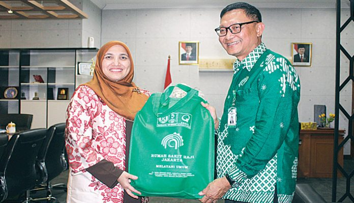 UIN Jakarta to collaborate with Jakarta Haji Hospital (RSHJ)