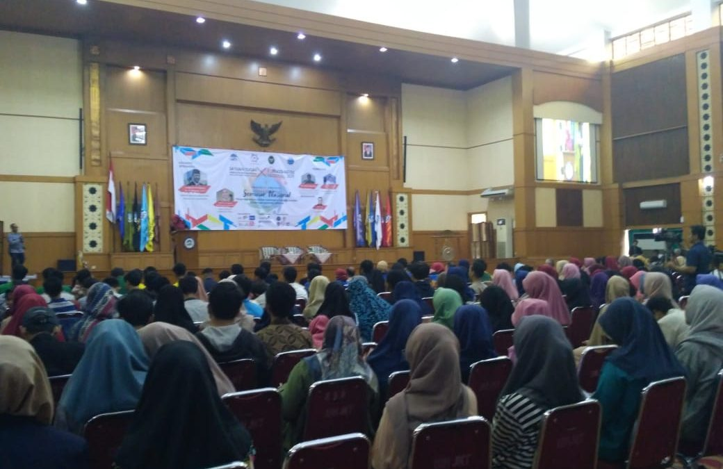 UIN Jakarta holds national Anti-drugs awareness seminar