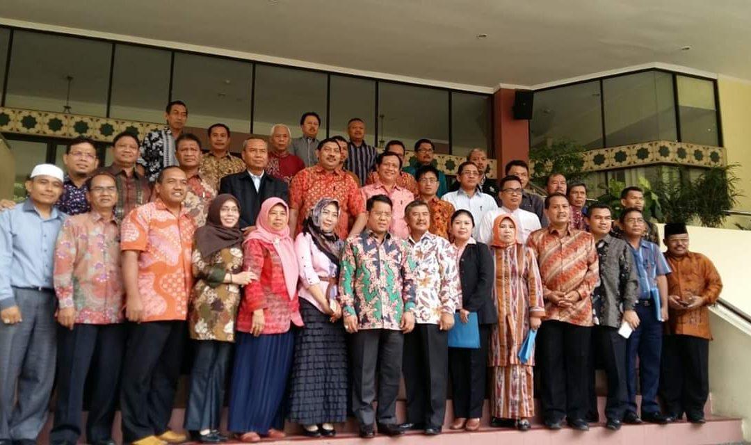 Forum Kepala Biro Lintas PTKN Sikapi Isu Negatif Kemenag