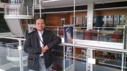 Jamhari Makruf, new Director of SPs UIN Jakarta