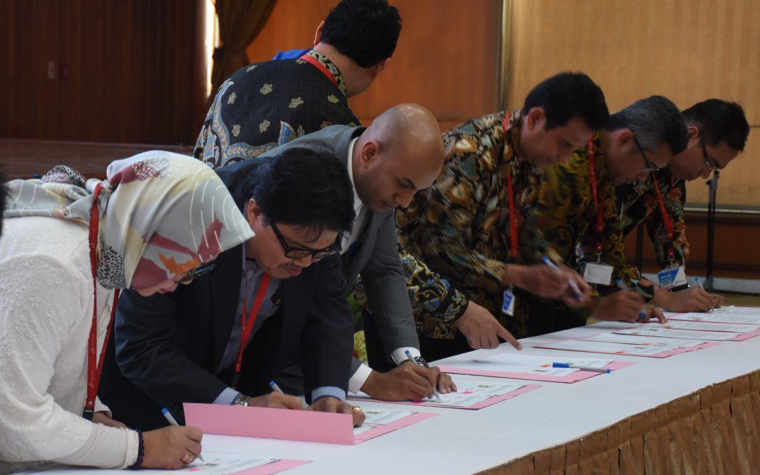 UIN Jakarta-PT Pertamina Teken Kerjasama