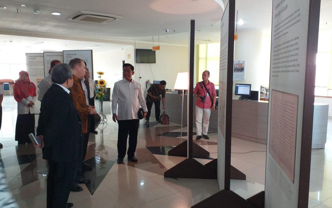 UIN Jakarta-Universitas Leiden Pamerkan Warisan Kepustakaan Nusantara