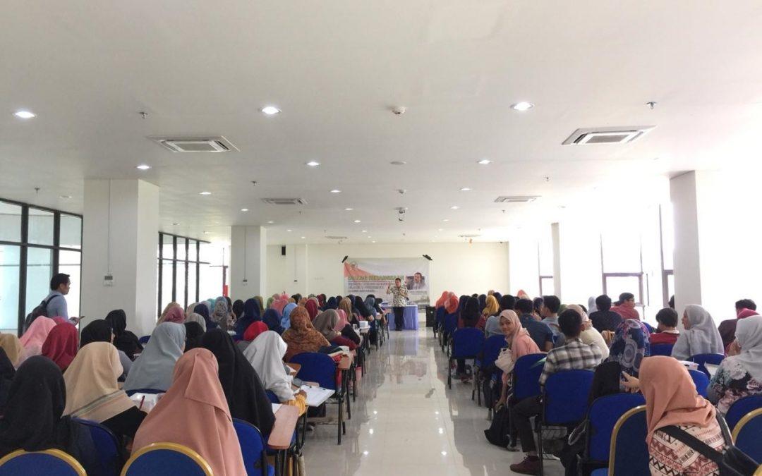 HMP PGMI Gelar Dialog Kebangsaan dan Pendidikan Bersama Anang Hermansyah