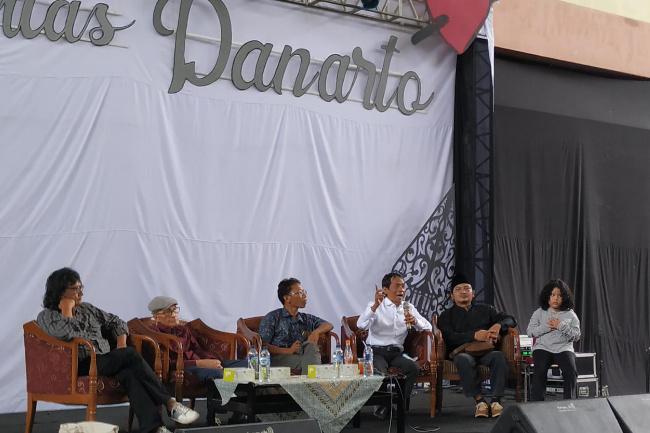 Pestarama#4: Haul Sastrawan Danarto
