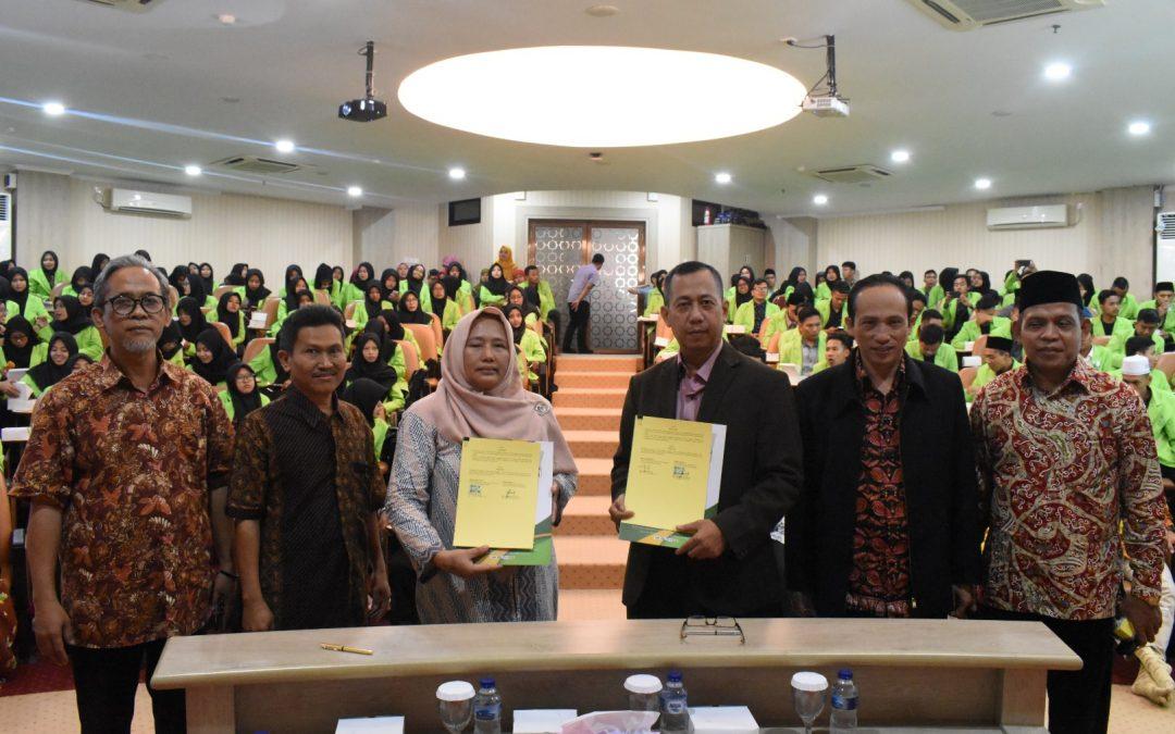Perluas Wawasan, PAI UIN Semarang Kunjungi PAI UIN Jakarta