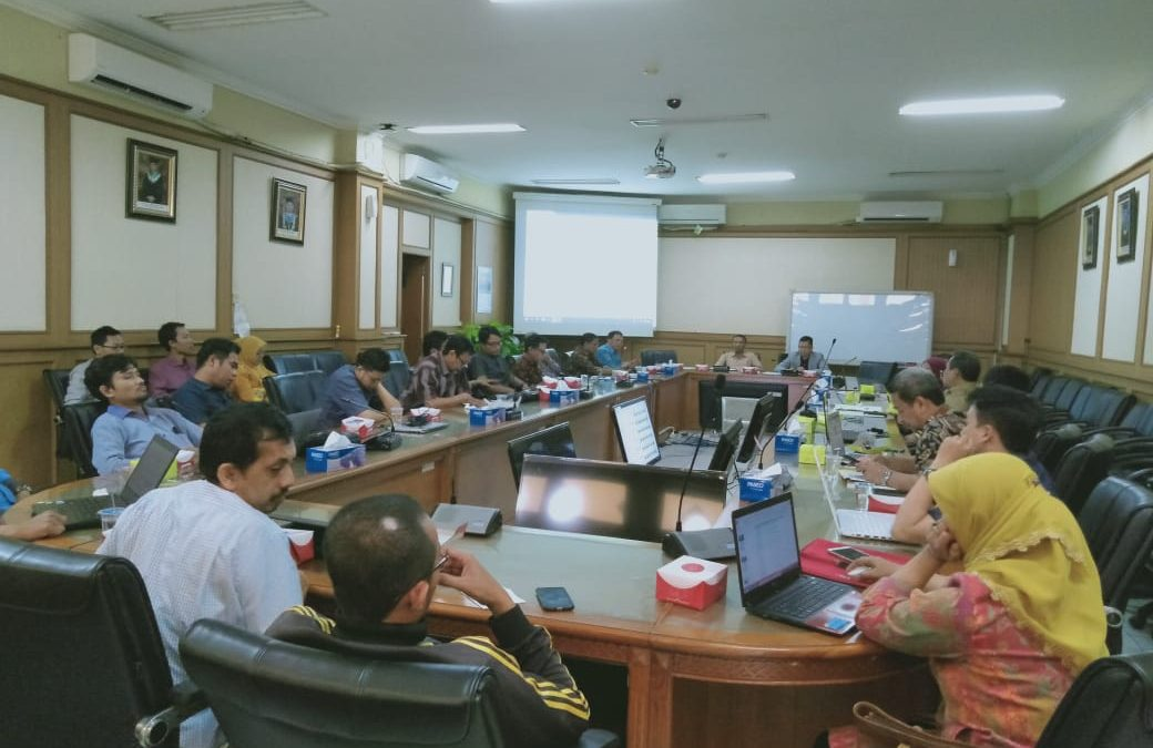 Warek 2: Maksimalkan Pengisian Dashboard e-SMS UIN Jakarta