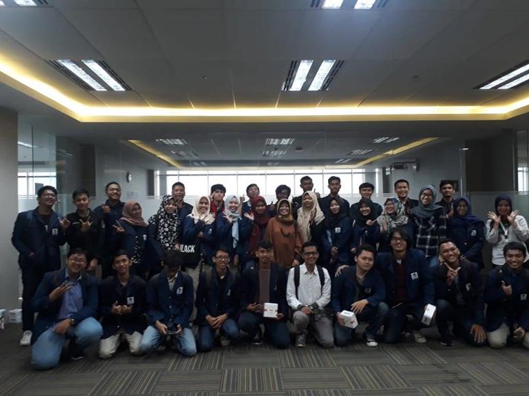 Mahasiswa FST UIN Jakarta Praktik Lapangan ke PT. Anabatic