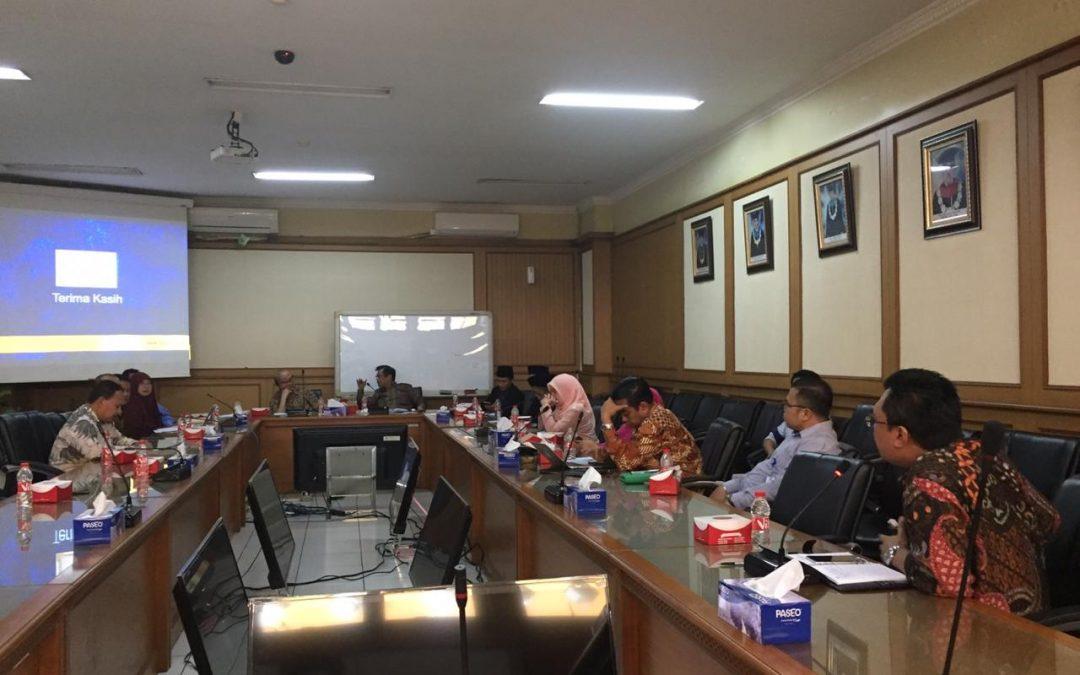 IIBS Tazkia Malang Sambangi UIN Jakarta