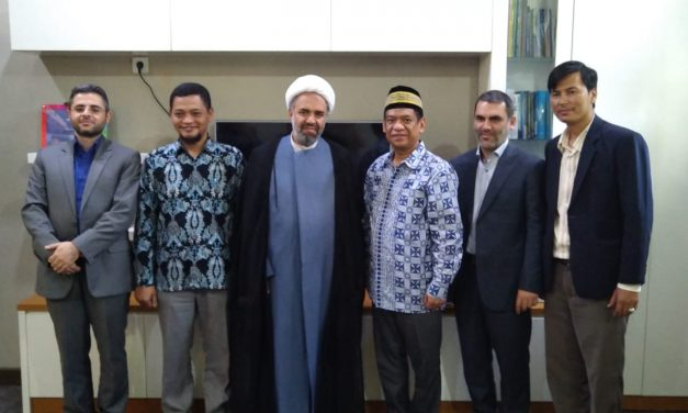 Ahlul Bayt International University to Explore Cooperation with UIN Jakarta