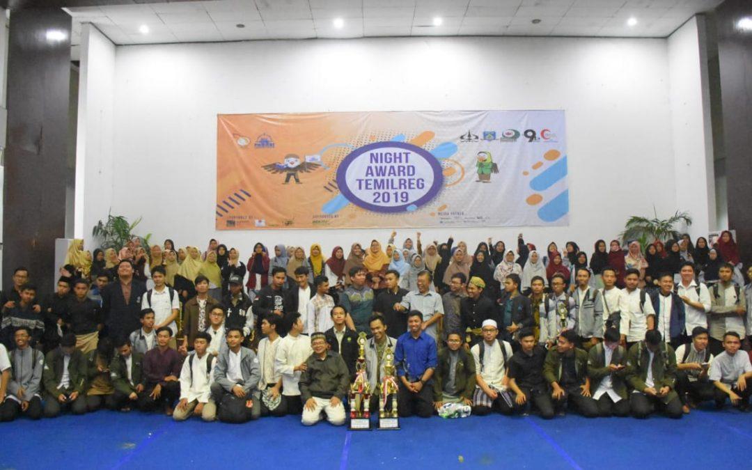 KSEI LiSEnSi UIN Jakarta Sabet Dua Juara pada Temilreg