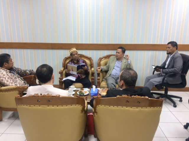 UIN Jakarta receives visit by Dumplupinar University, Turkey