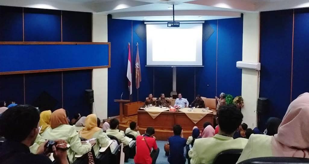 IAIN Salatiga Da'wa Faculty students visit UIN Jakarta