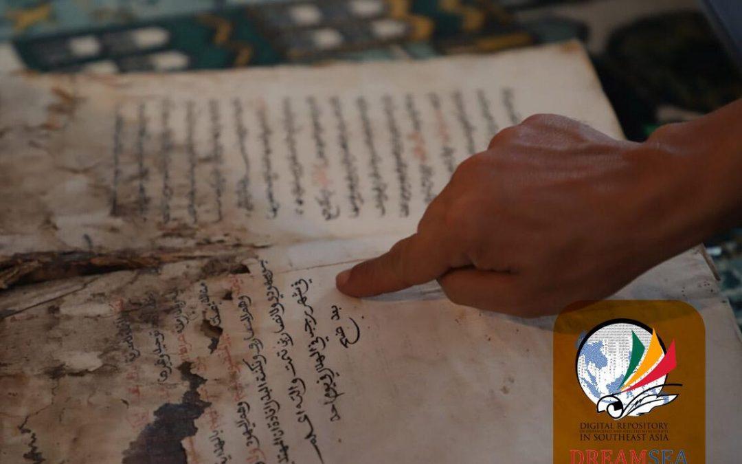 Filolog UIN Jakarta Selamatkan Manuskrip Warisan Pasukan Diponegoro